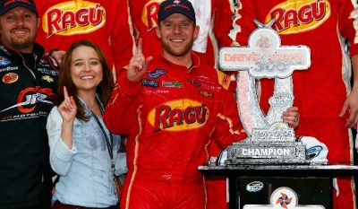 Regan Smith gets redemption at Daytona